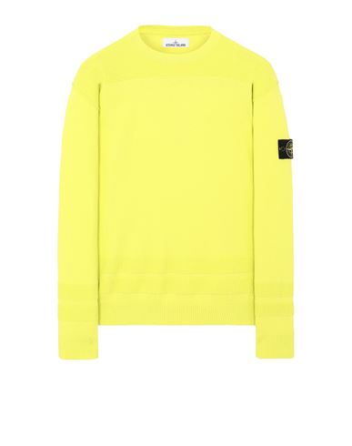 STONE ISLAND 503B4 Sweater Man Pistachio Green USD 320