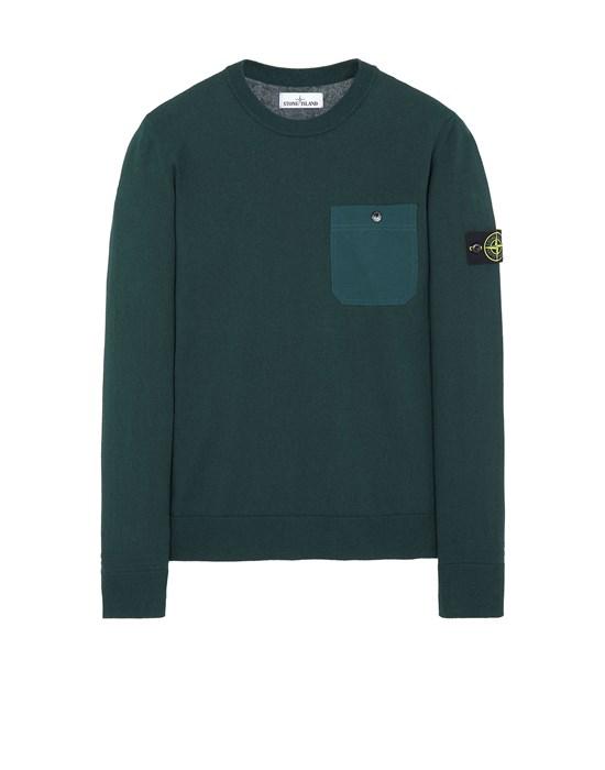 Sweater Man 571B9 Front STONE ISLAND