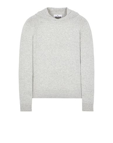 STONE ISLAND 546D3 Sweater Man DUST MELANGE EUR 265