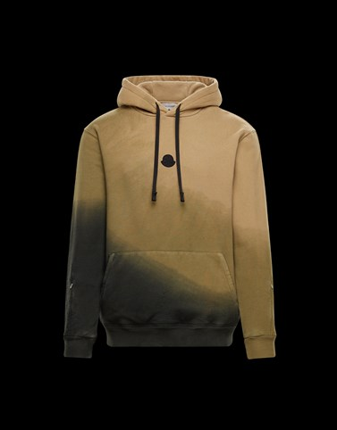 HOODED JUMPER Multicolor 6 Moncler 1017 Alyx 9SM Woman