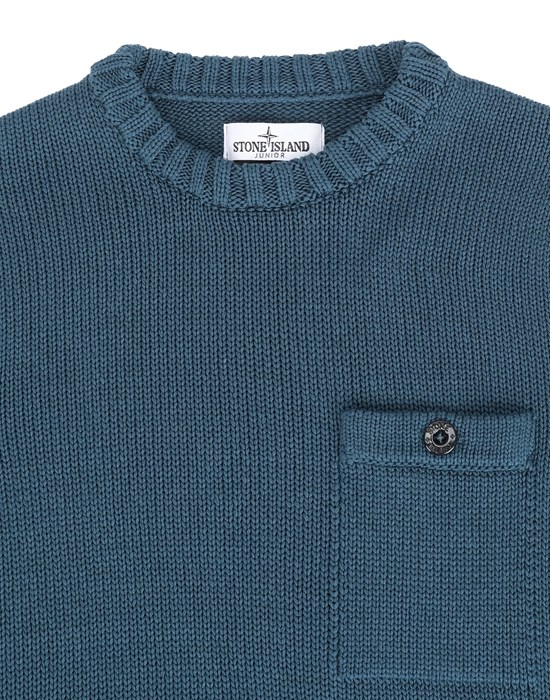 14109966sw - SWEATERS STONE ISLAND JUNIOR