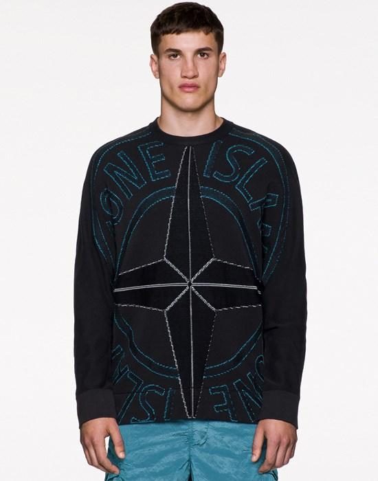14110066qw - 针织衫 STONE ISLAND