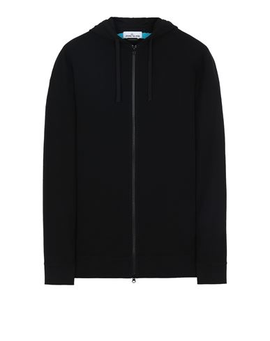 STONE ISLAND 535D1 Sweater Man Black USD 770
