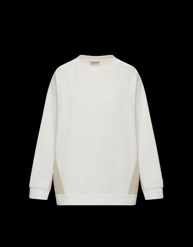 SWEATSHIRT White New in Woman