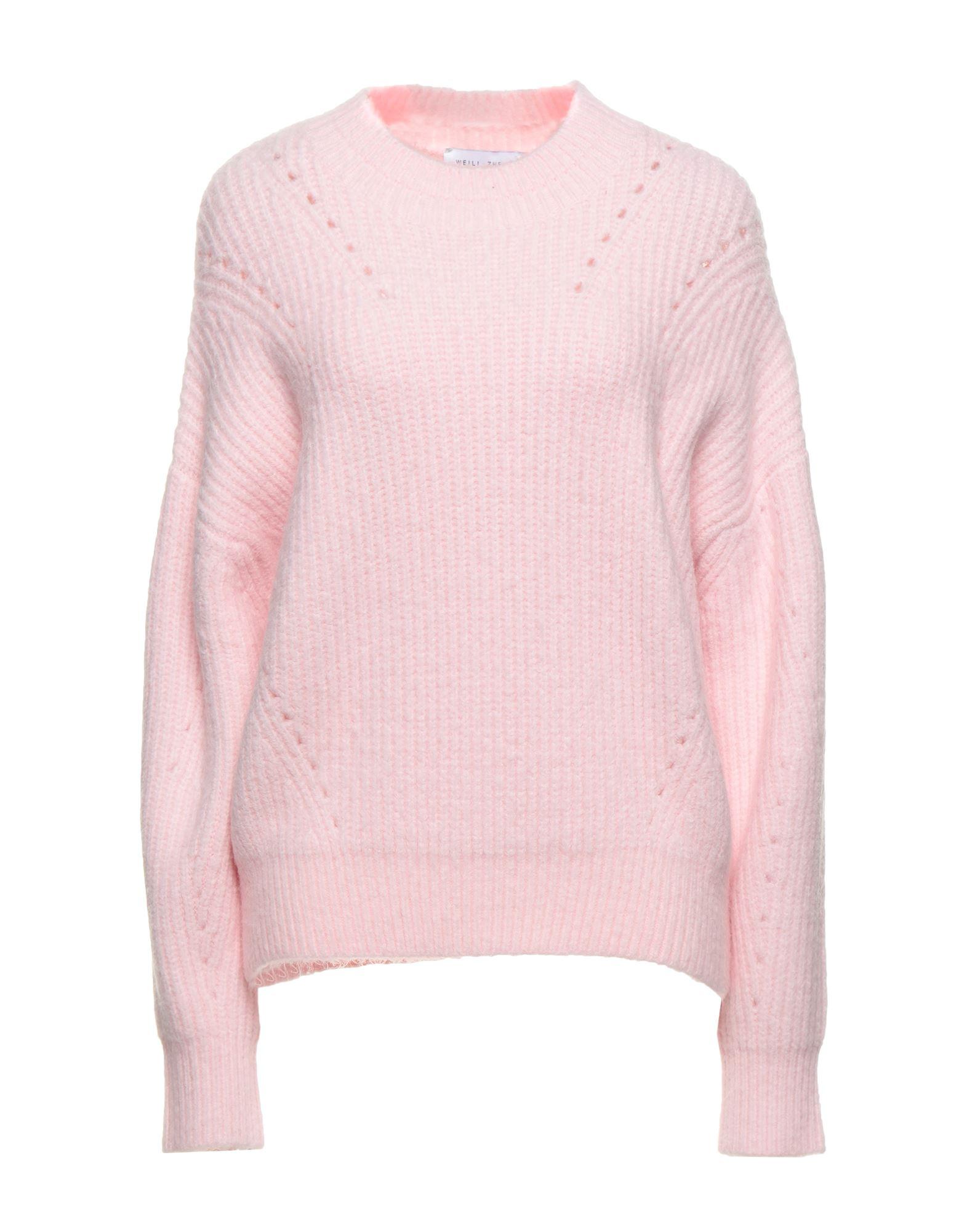 WEILI ZHENG Sweaters - Item 14124193