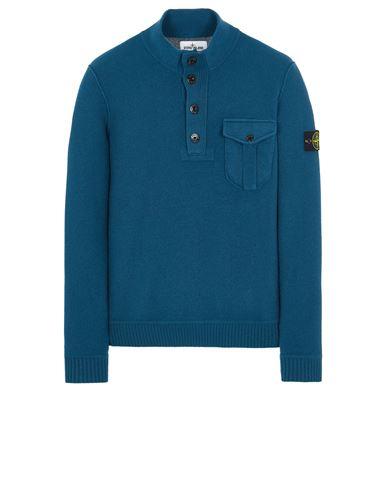 STONE ISLAND 522B6 GEELONG WOOL Sweater Herr Oktan EUR 415