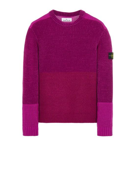 Sweater 538B9 MIXED YARNS  STONE ISLAND - 0