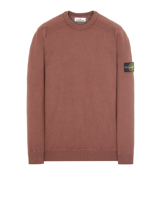 Sweater Man 541A2 WINTER COTTON Front STONE ISLAND