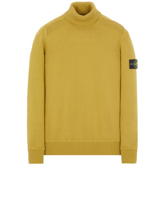 Sweater Herr 542A2 WINTER COTTON Front STONE ISLAND