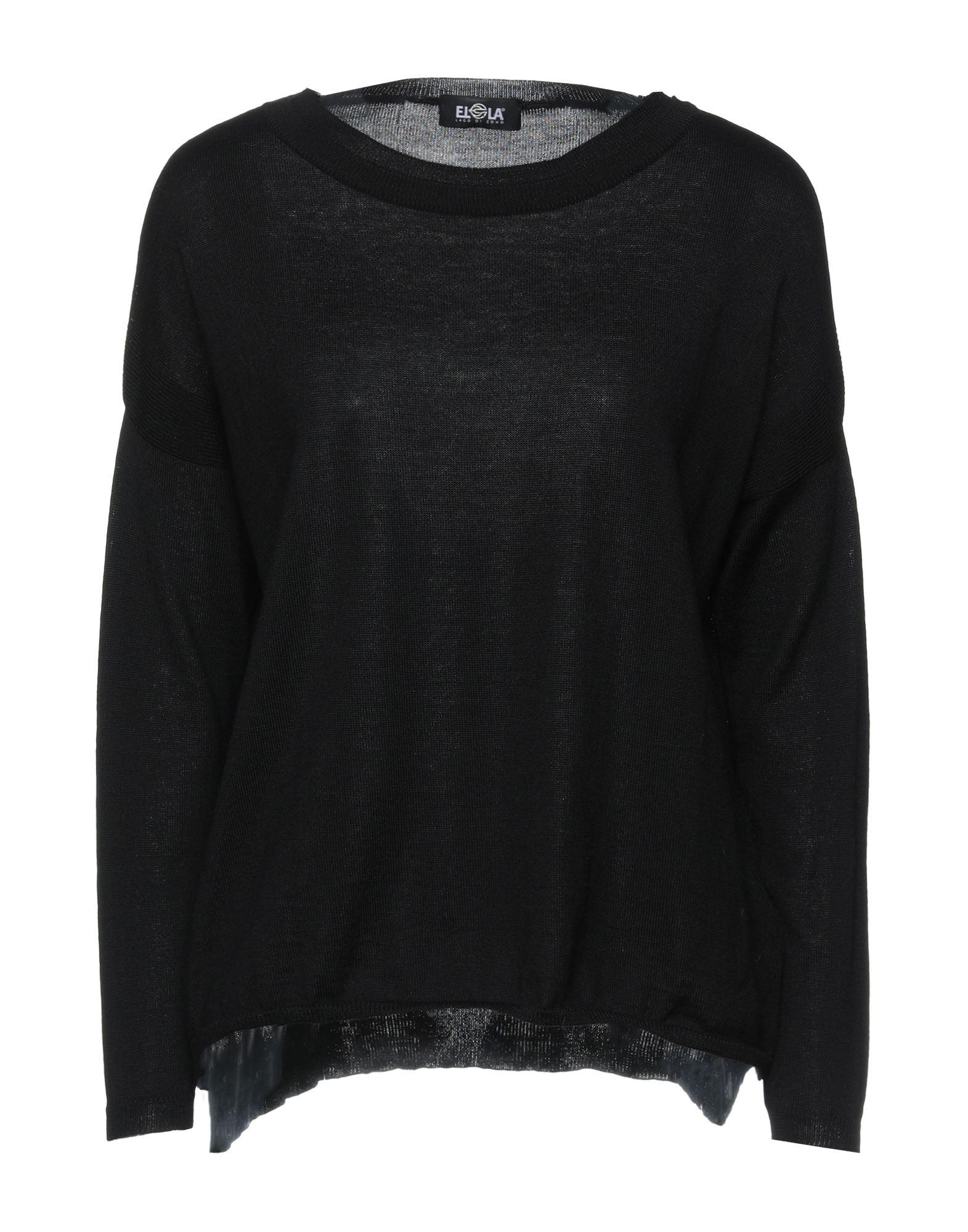 El La® Lago Di Como Sweaters In Black