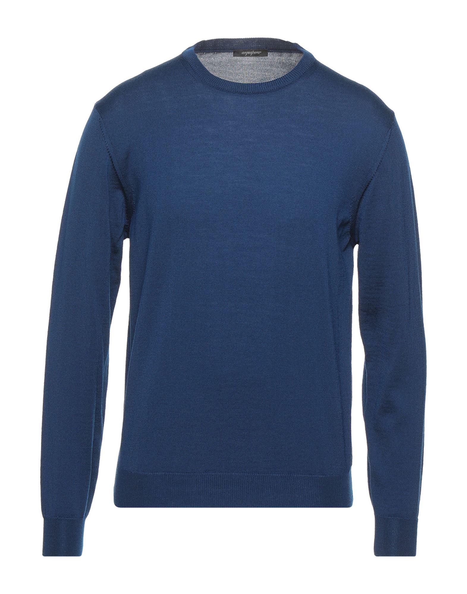 Acquapura Sweaters In Blue