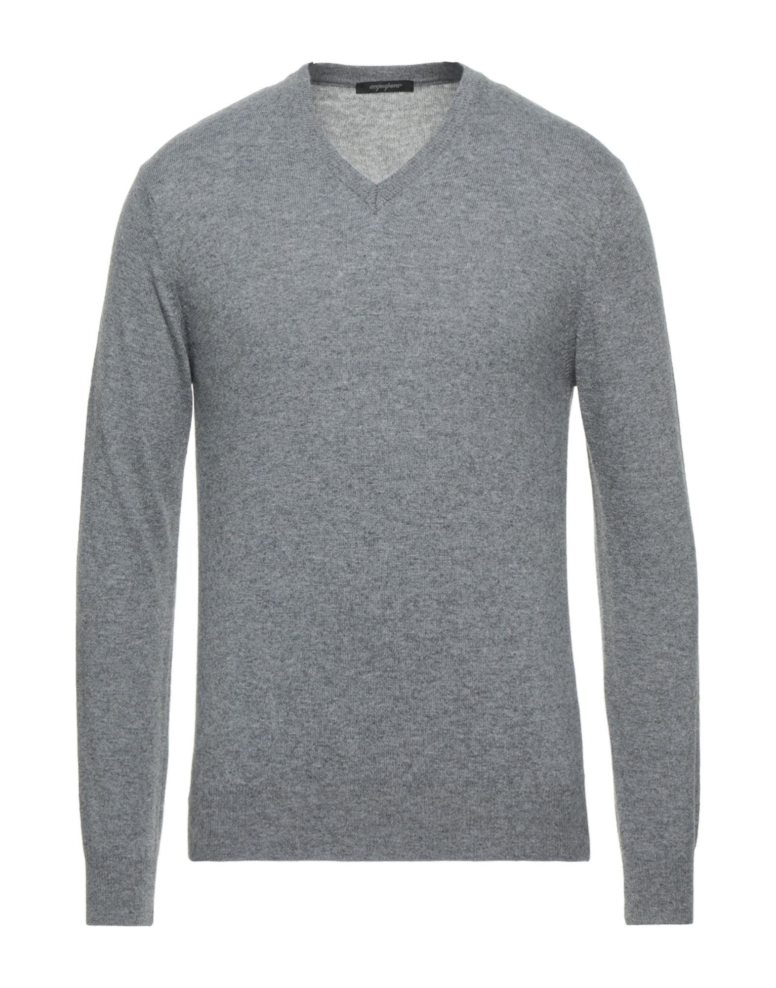 Acquapura Sweaters In Grey
