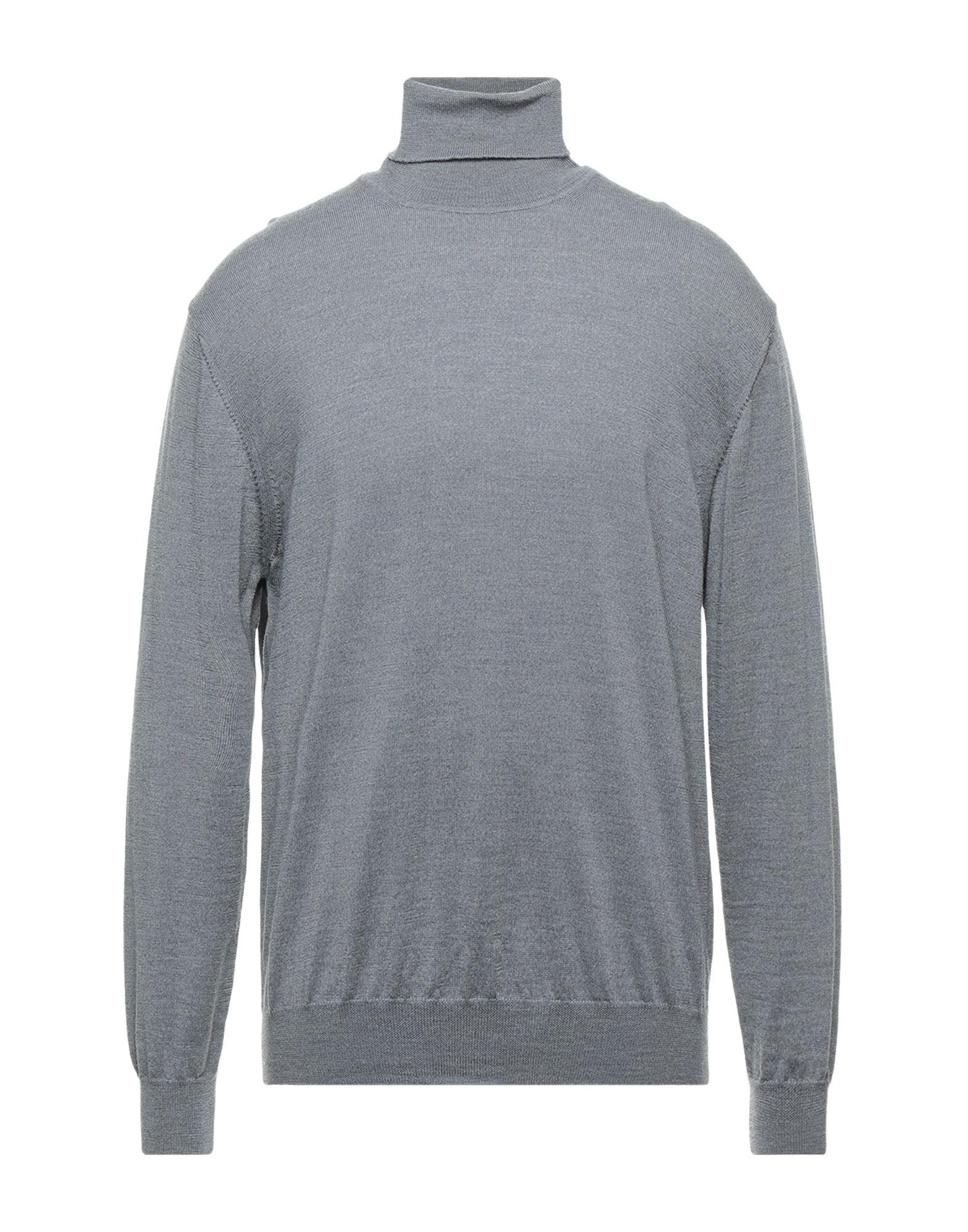 Acquapura Turtlenecks In Grey