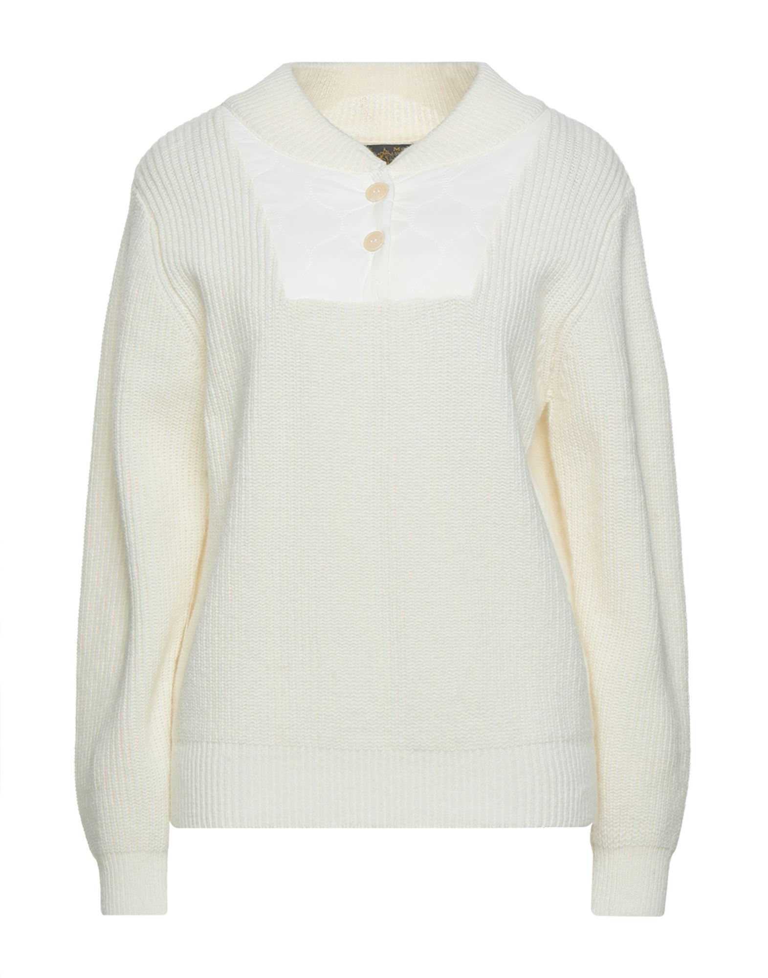 Le Mont St Michel Sweaters In Neutrals