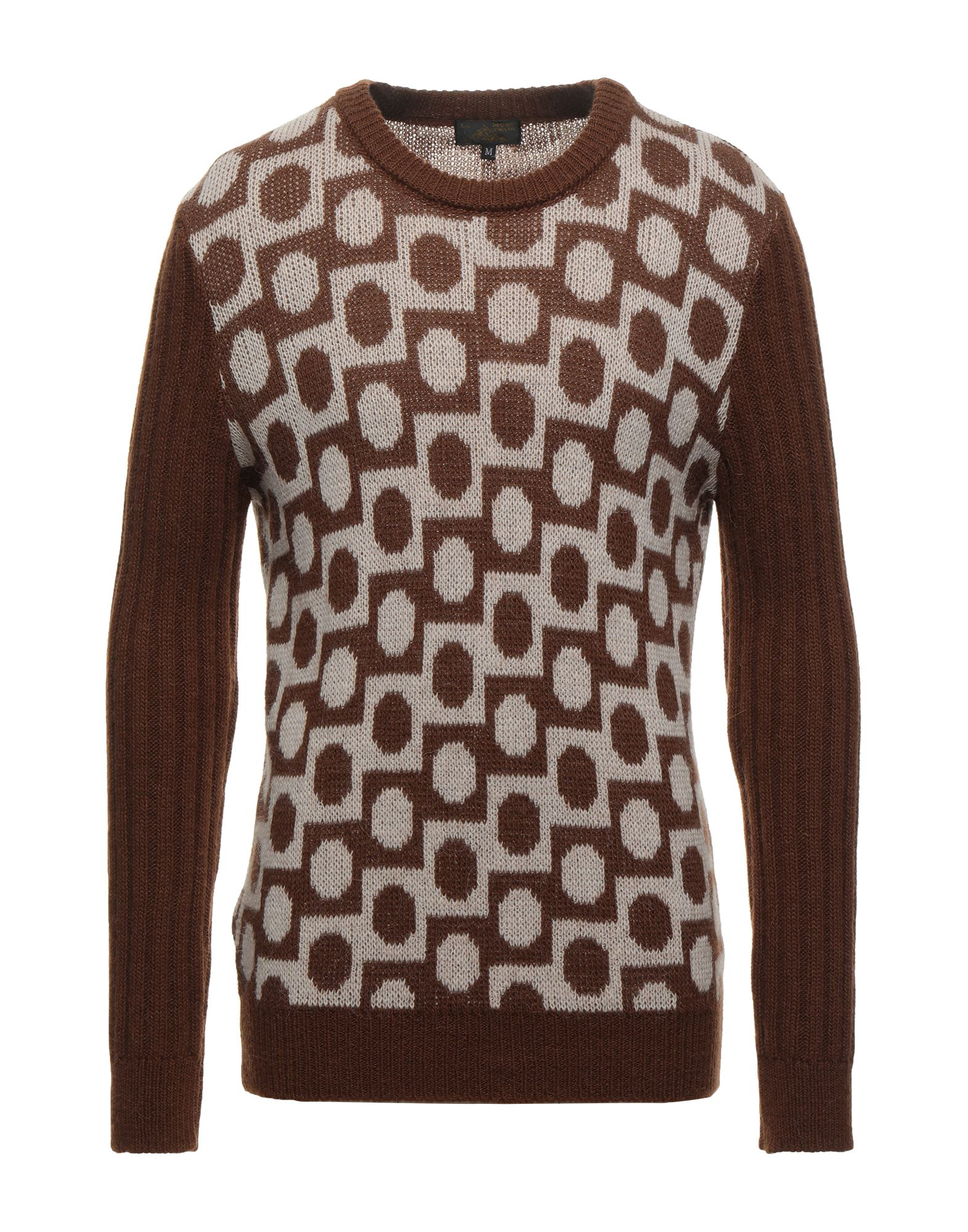 Le Mont St Michel Sweaters In Brown