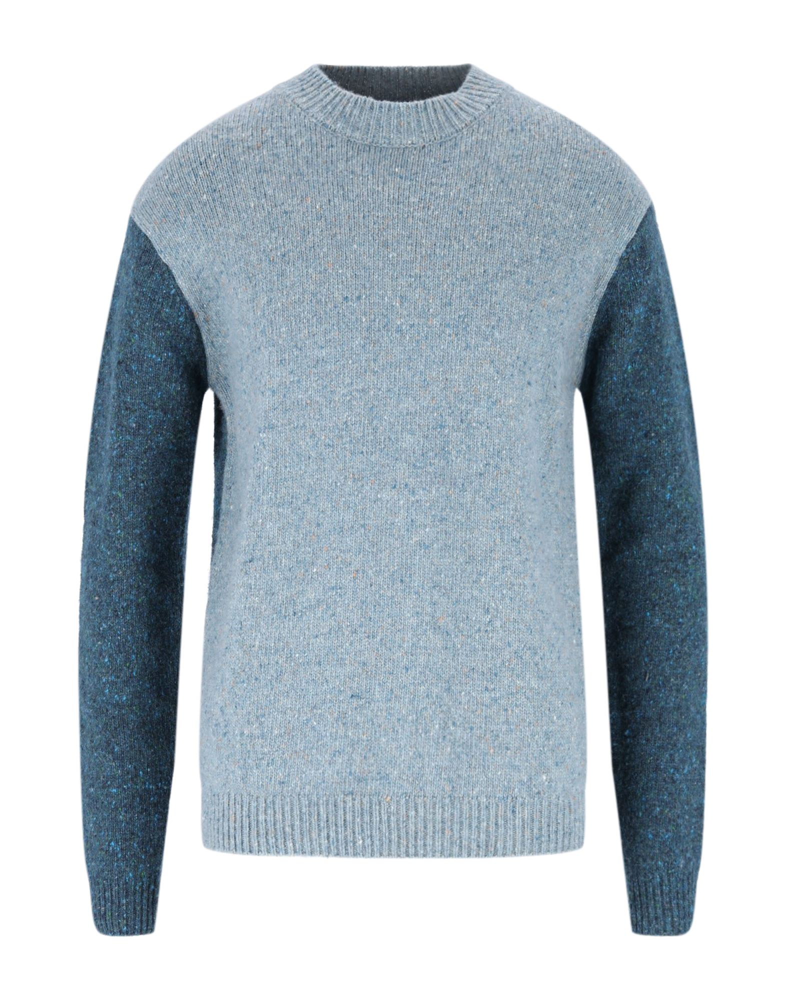 Le Mont St Michel Sweaters In Pastel Blue