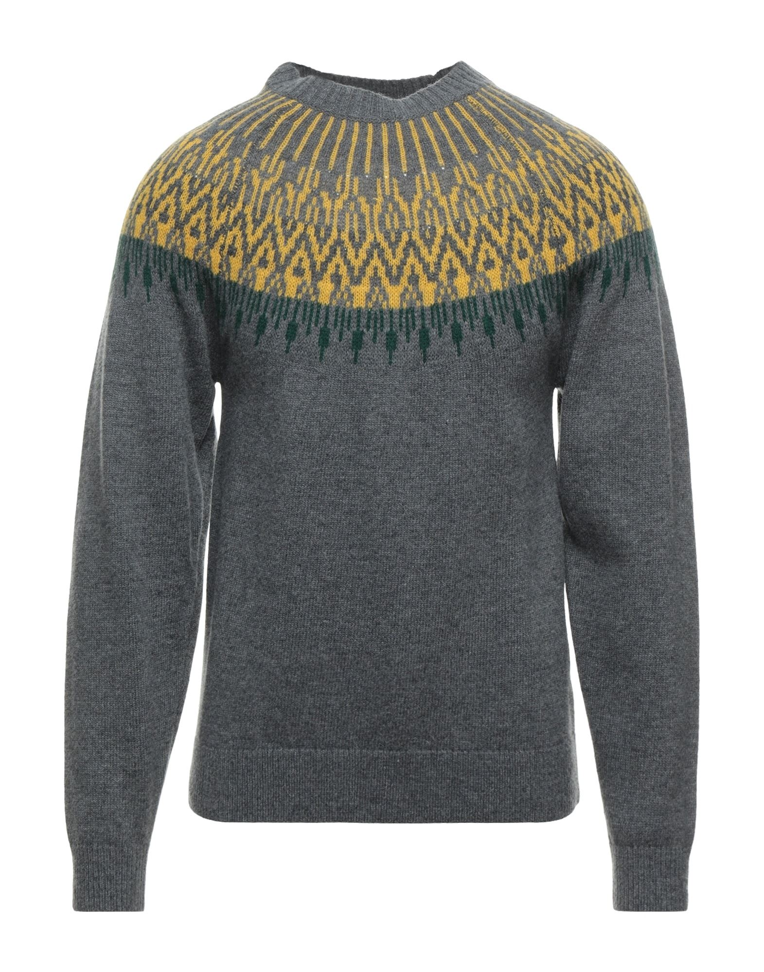 Le Mont St Michel Sweaters In Grey