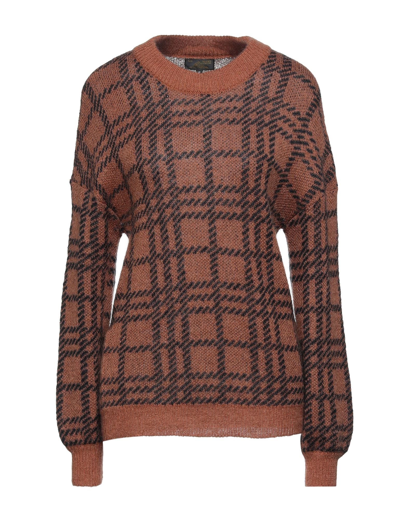 Le Mont St Michel Sweaters In Tan