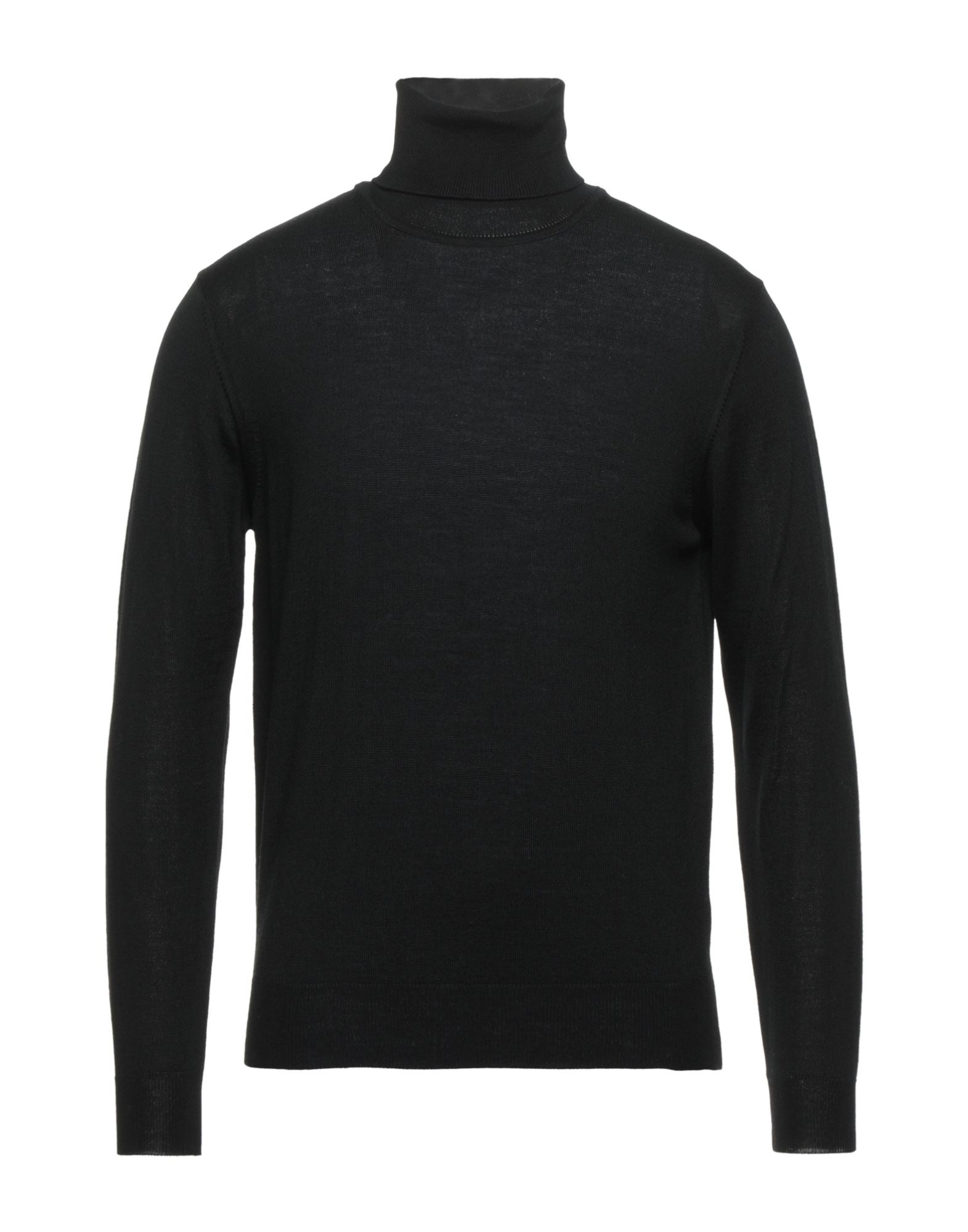 Acquapura Turtlenecks In Black