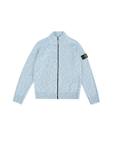 STONE ISLAND JUNIOR Sweater Man 519D3 f