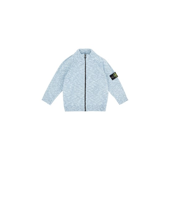 Sweater Man 519D3 Front STONE ISLAND BABY