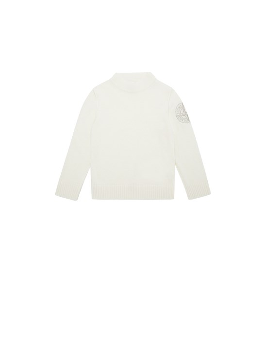 Tricot Homme 508A1 Front STONE ISLAND KIDS