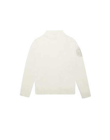 STONE ISLAND JUNIOR Sweater Man 508A1 f