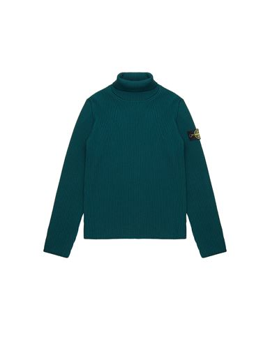 STONE ISLAND JUNIOR Sweater Man 514A3 f