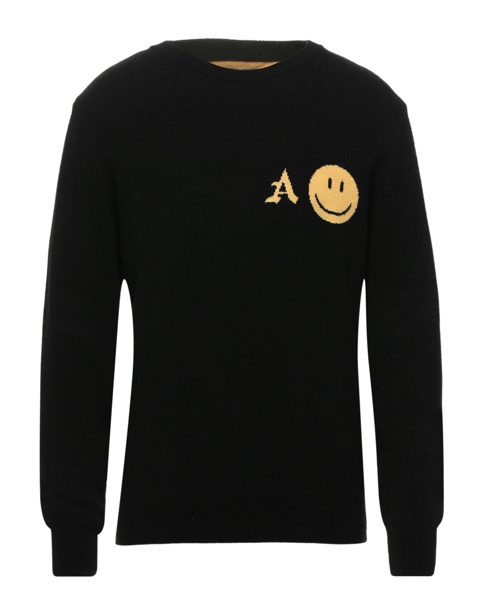 A. Four Labs Sweaters In Black