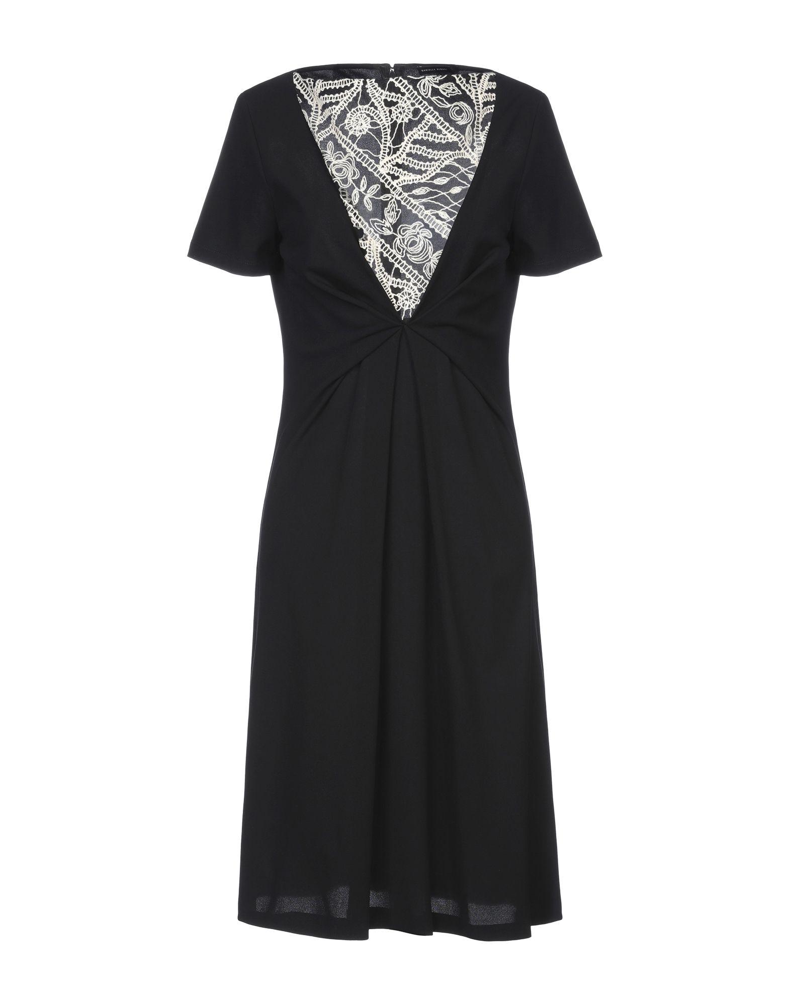 MARIELLA BURANI Платье до колена burani сумки кожаные