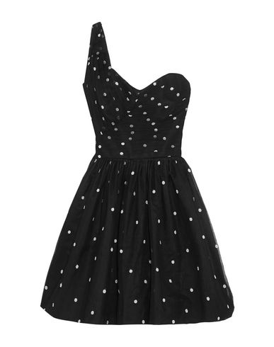 Короткое платье Yves Saint Laurent 15000309UV