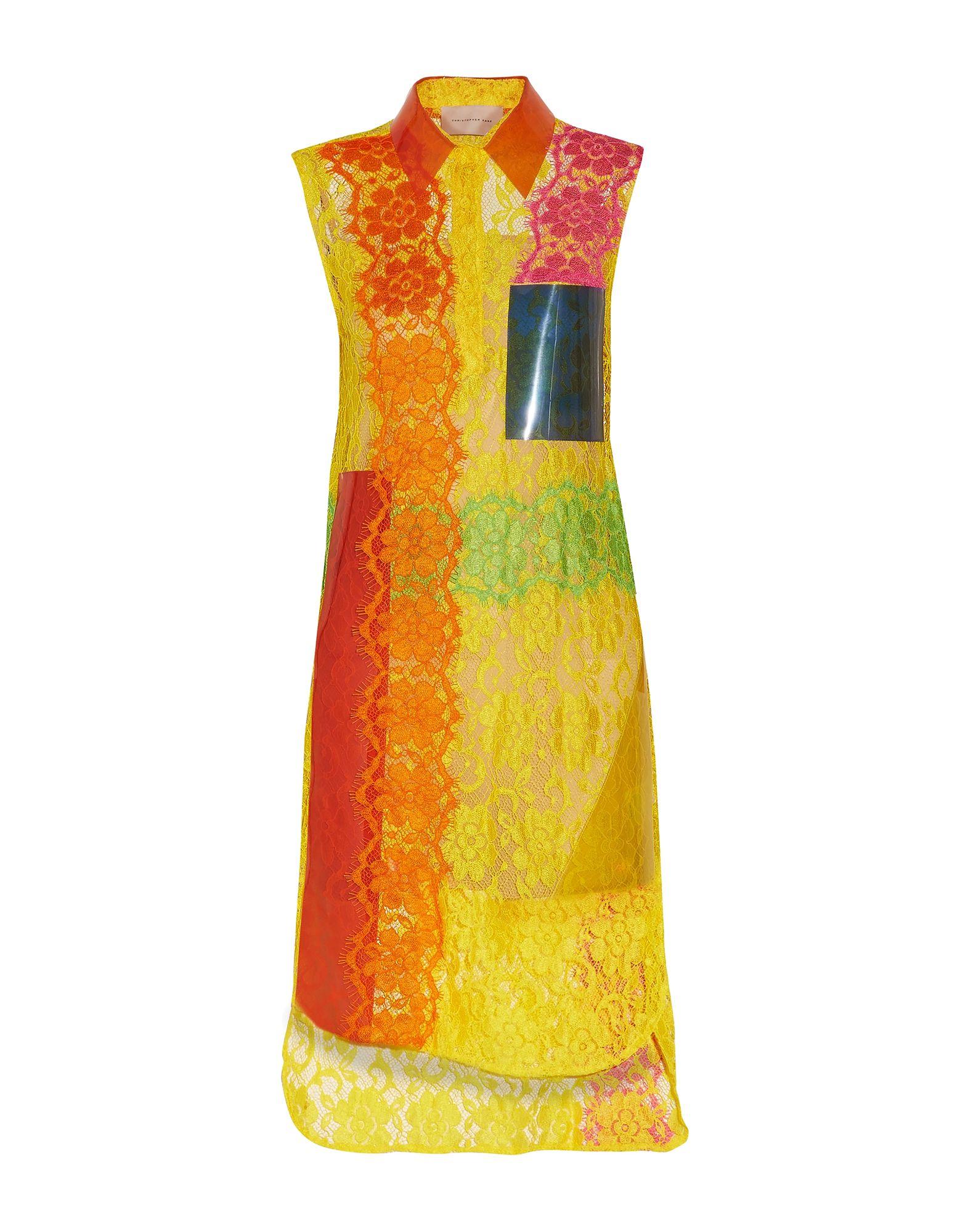 CHRISTOPHER KANE Платье до колена