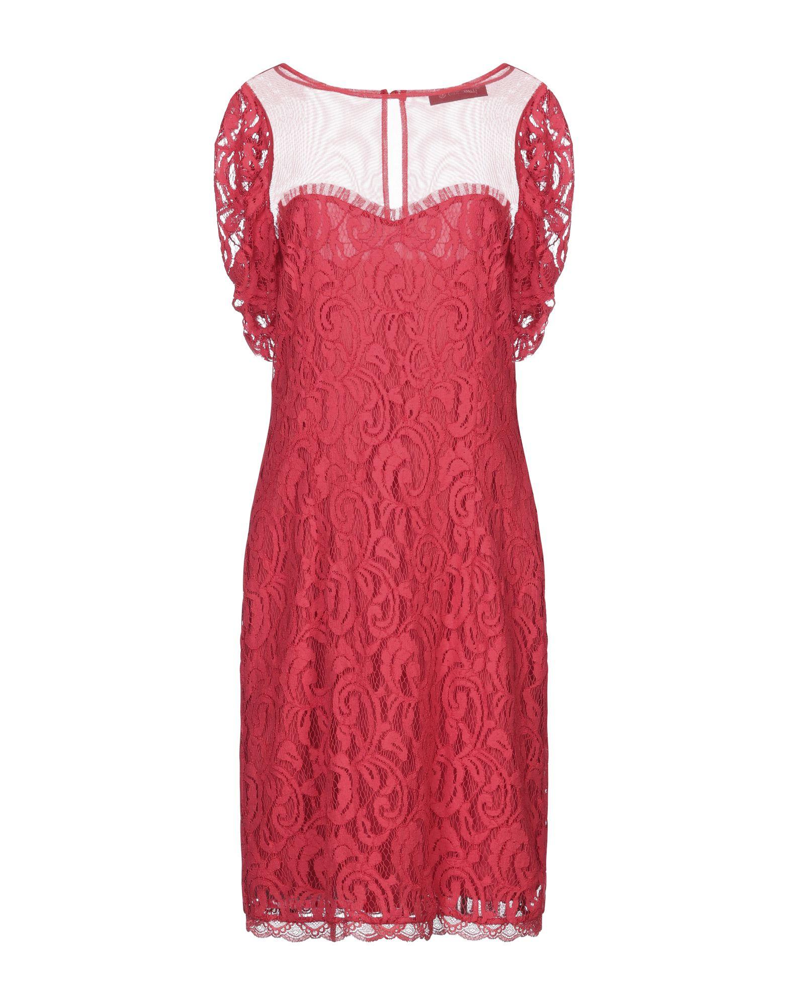 GIULIA VALLI Короткое платье