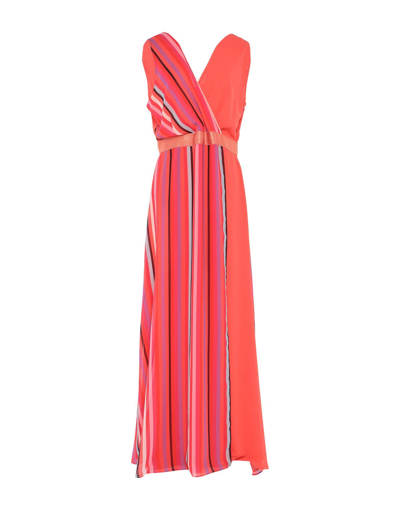 GIULIA VALLI Длинное платье платье giulia rossi giulia rossi mp002xw0epfy