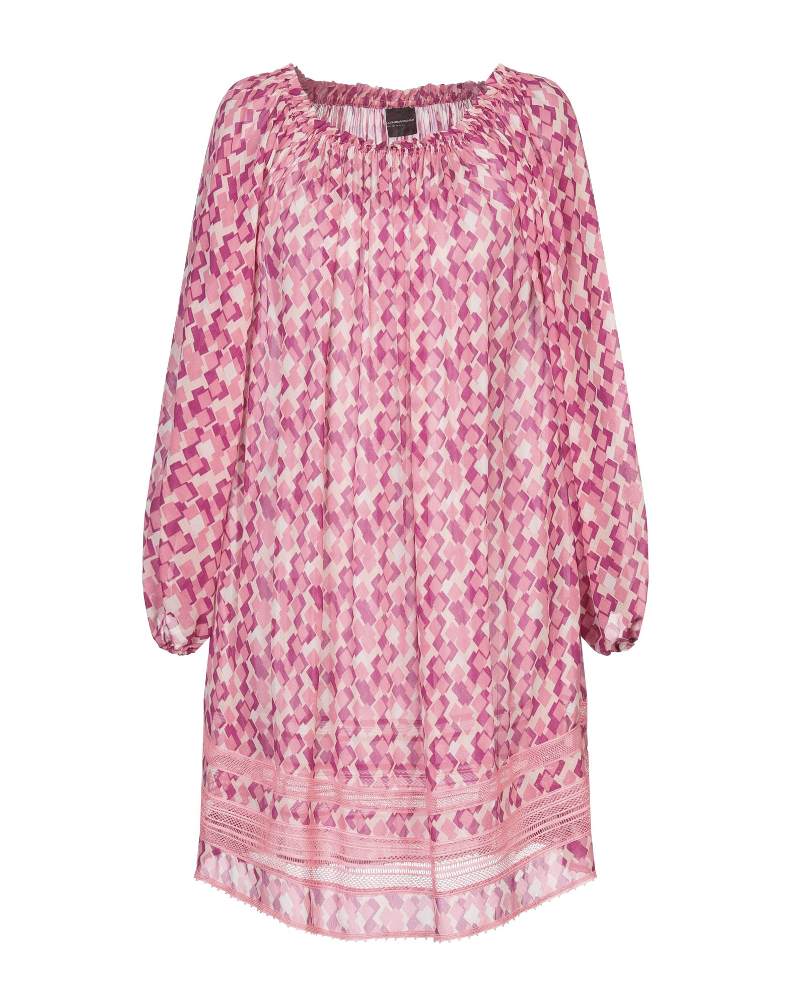 цена ATOS LOMBARDINI Короткое платье онлайн в 2017 году