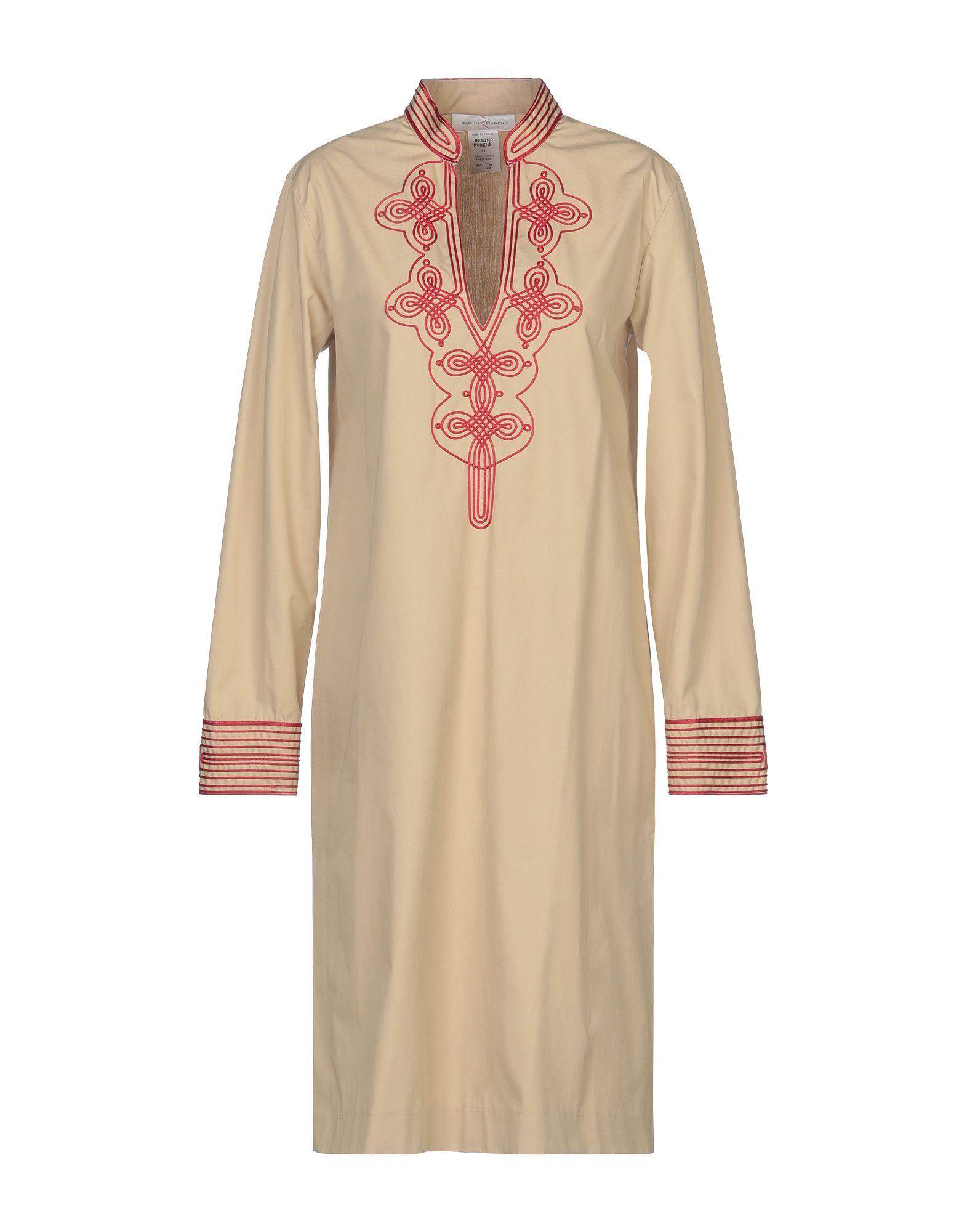 цена на REGINA RUBENS Платье до колена