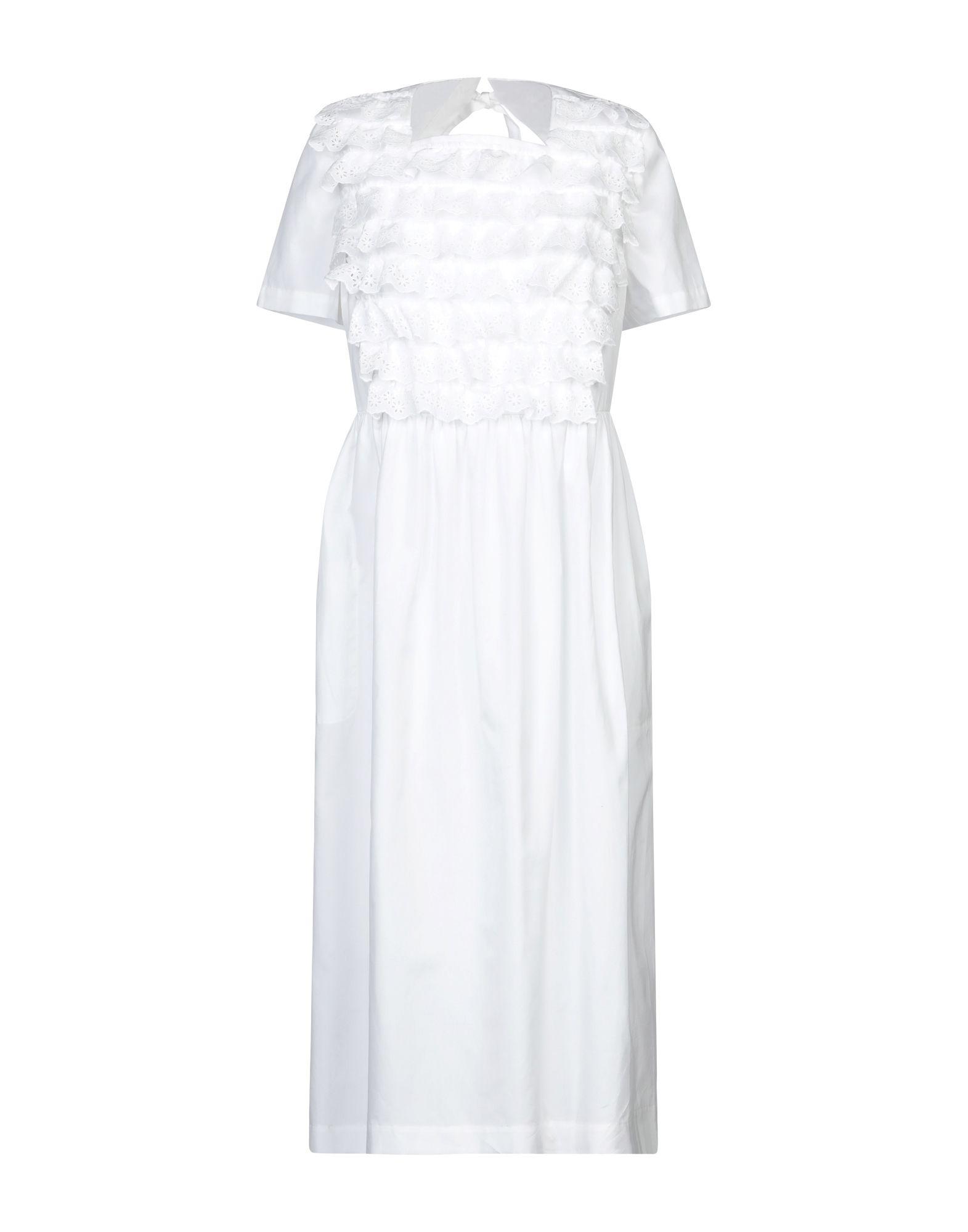 COMME des GARÇONS Платье длиной 3/4
