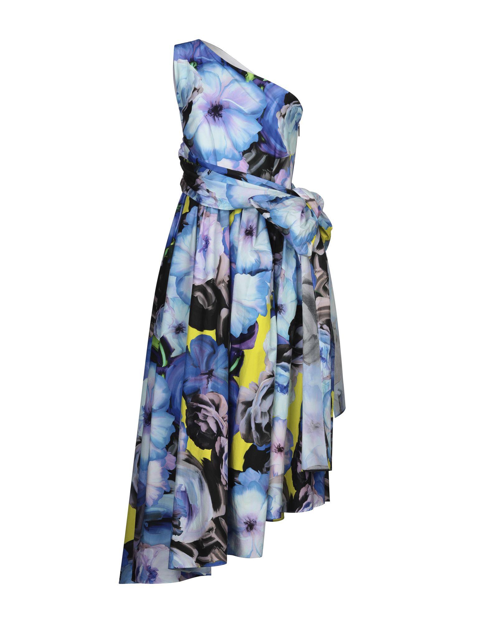 MSGM Платье до колена