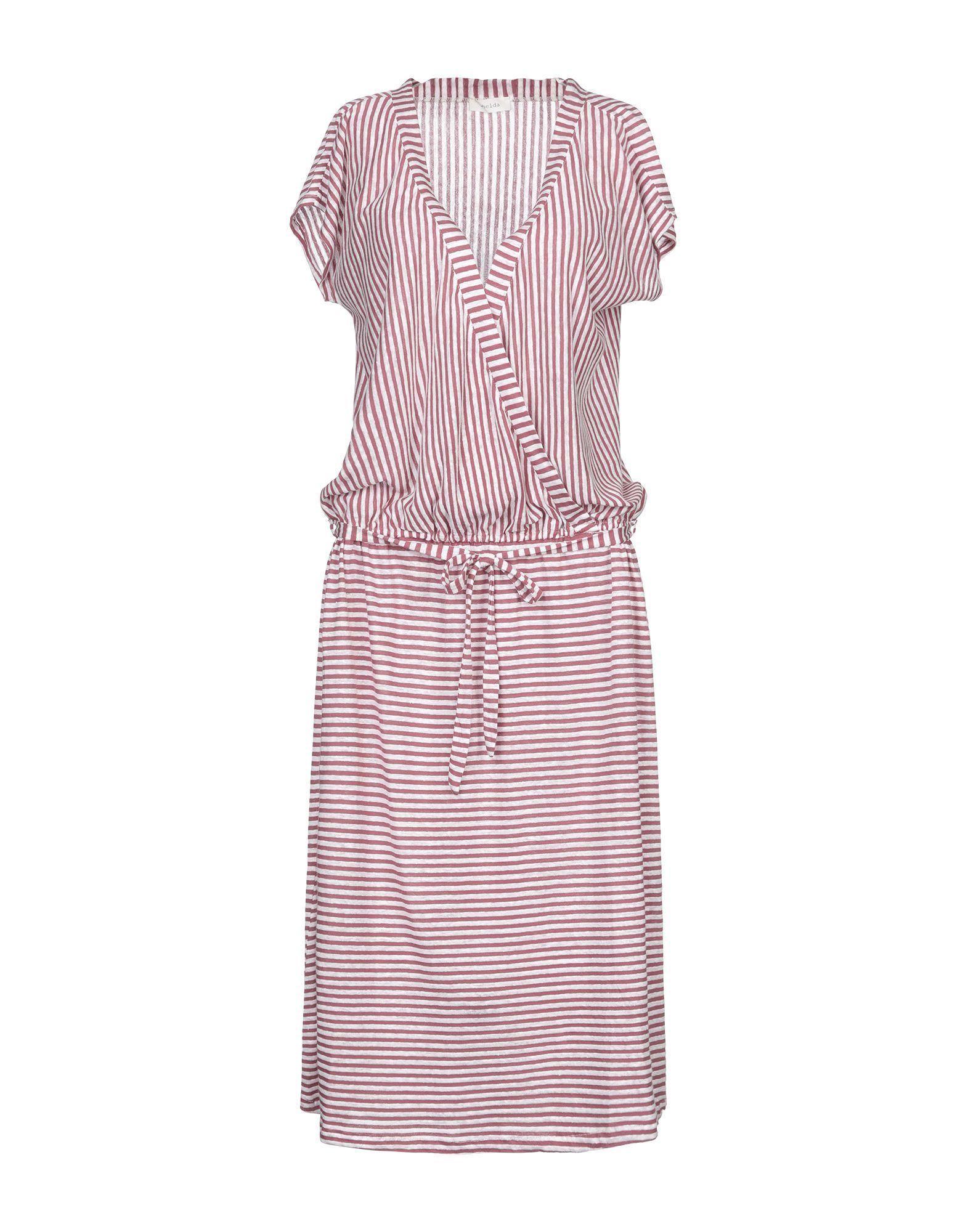 ZHELDA Платье длиной 3/4 zhelda длинное платье