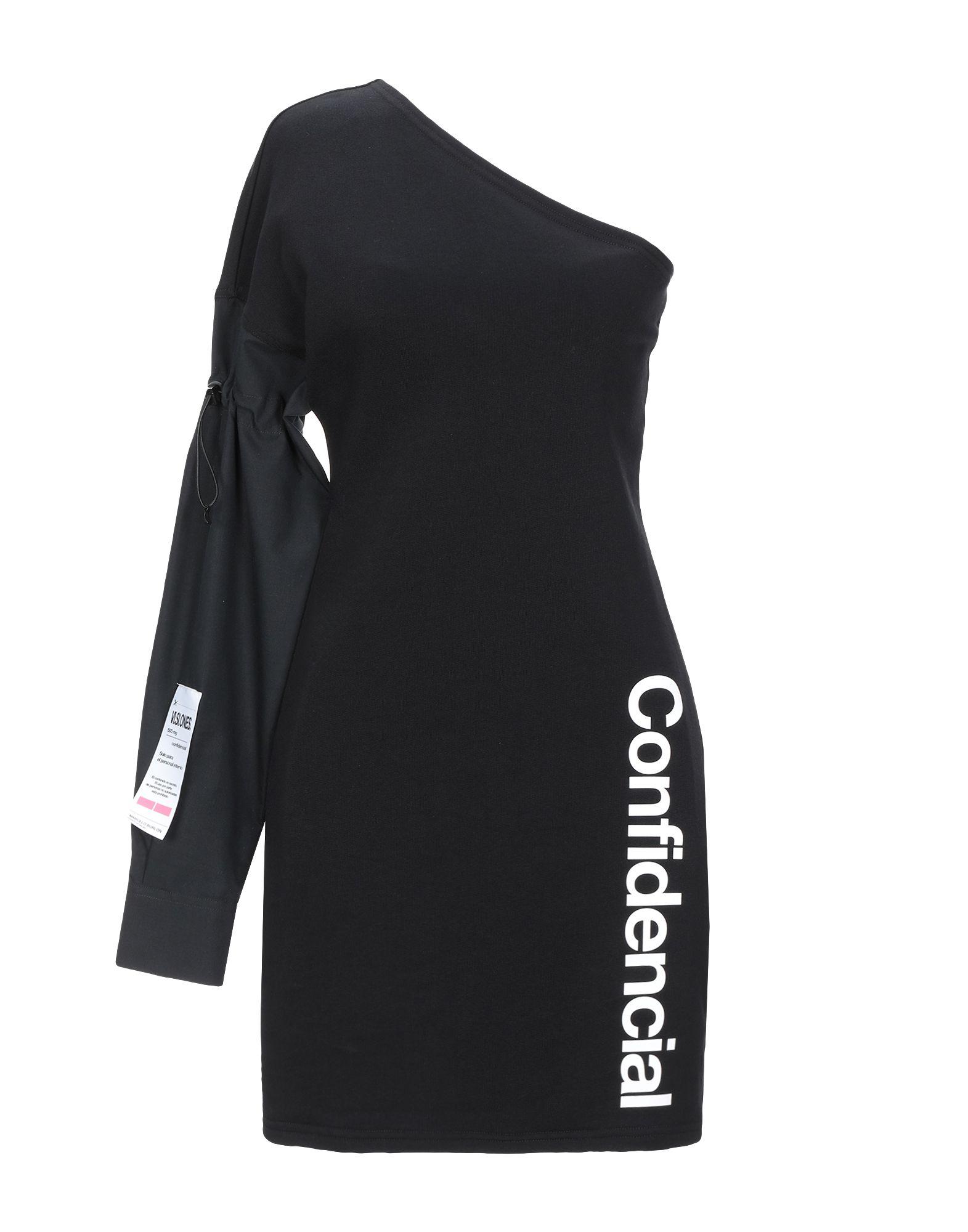 MARCELO BURLON Короткое платье