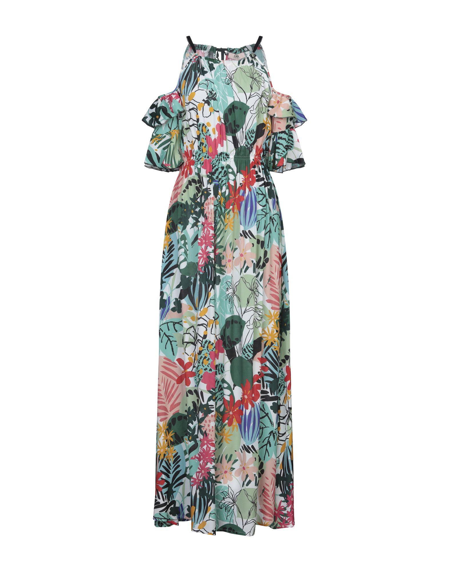 LAB ANNA RACHELE Длинное платье