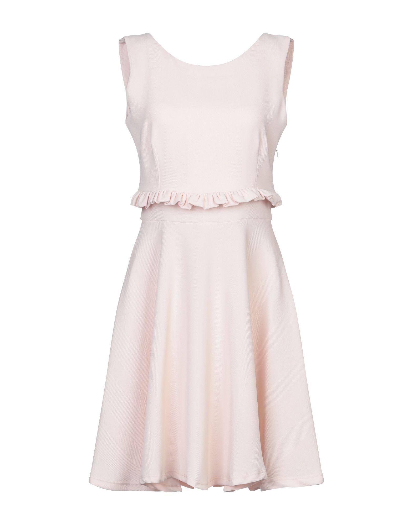 LA KORE Короткое платье la marca короткое платье