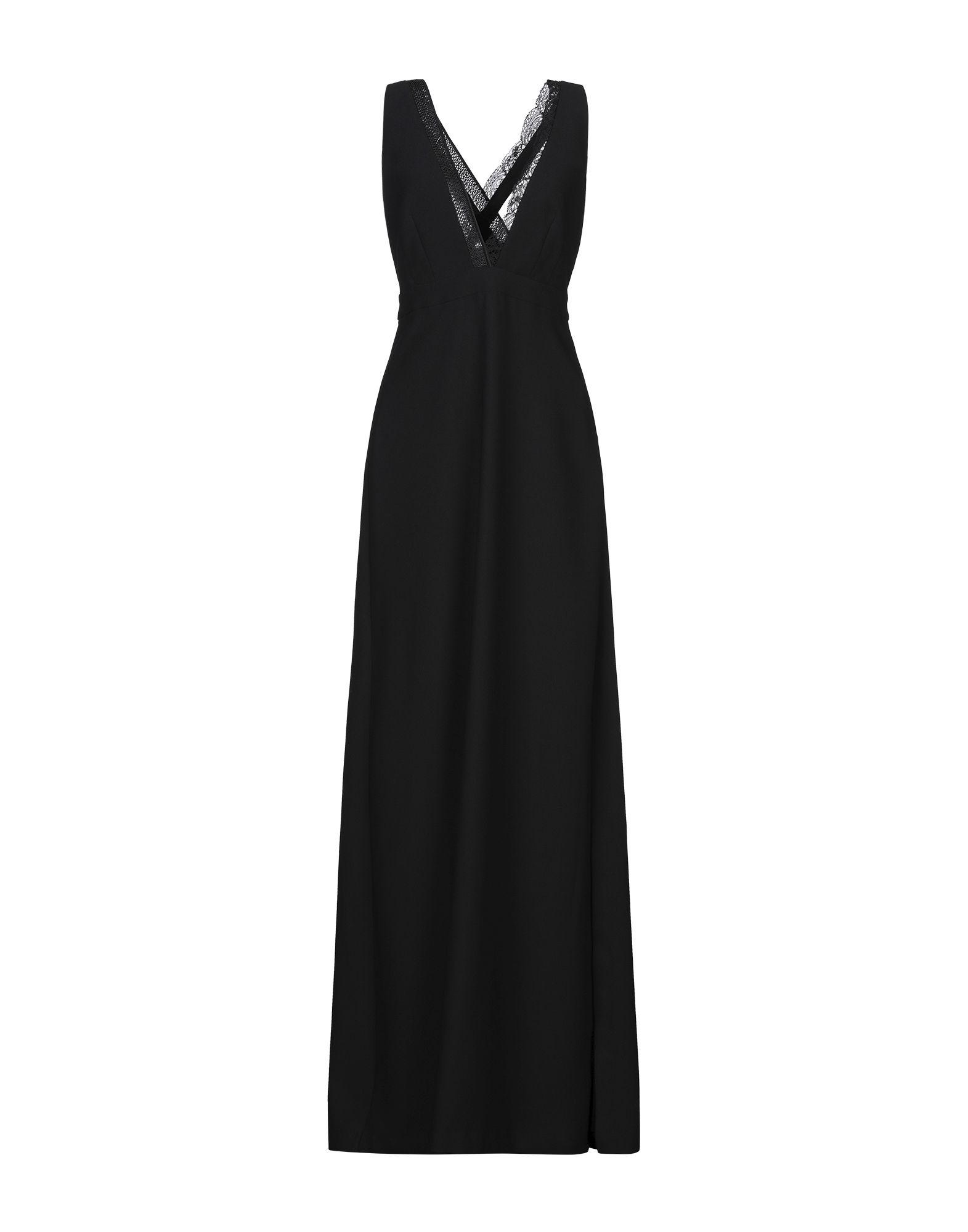 MEM.JS Длинное платье