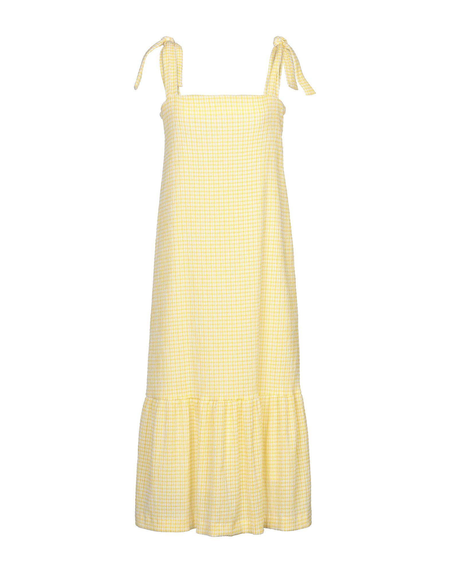 HARRIS WHARF LONDON Платье длиной 3/4 fallen wharf 3 beanie