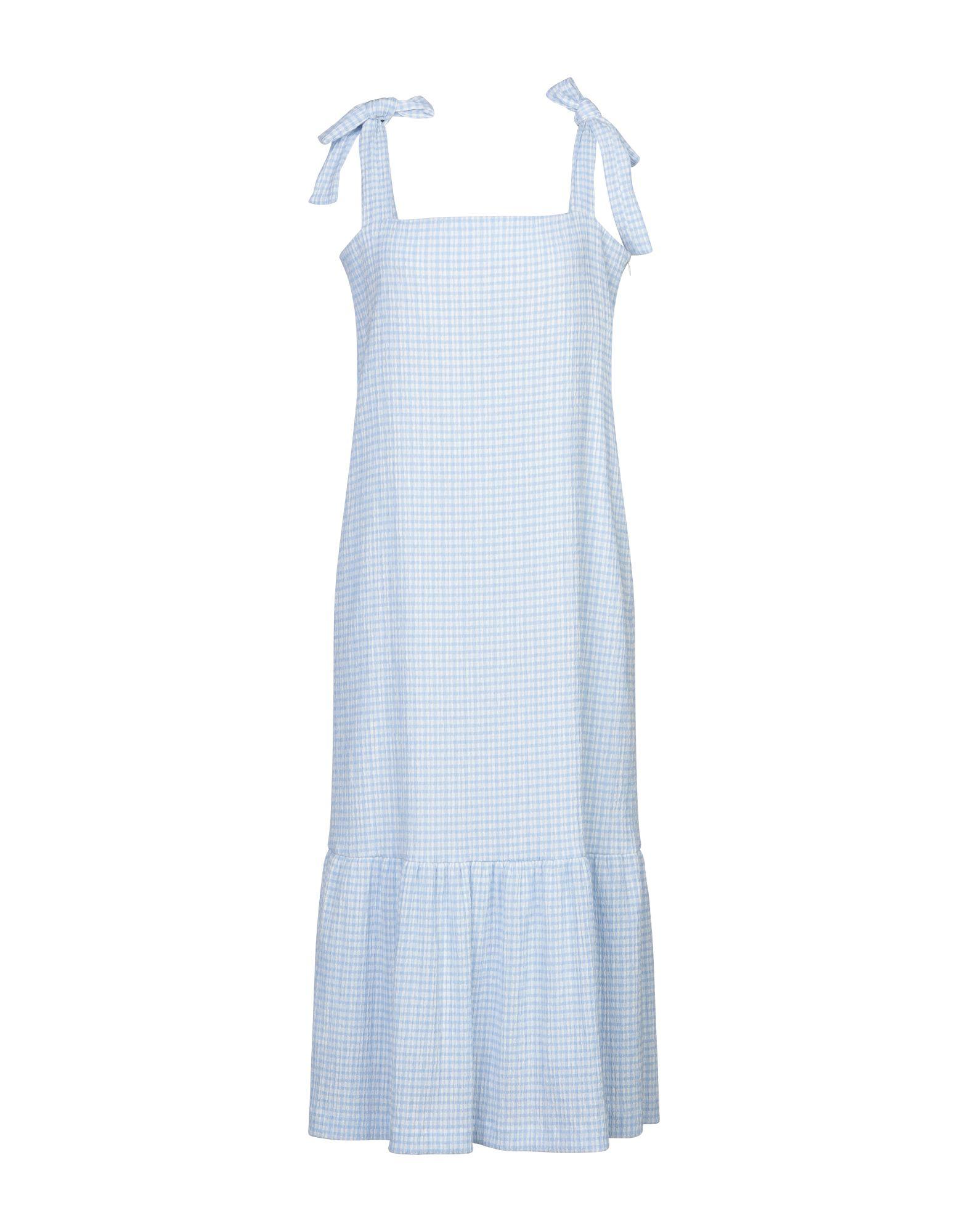 HARRIS WHARF LONDON Платье длиной 3/4