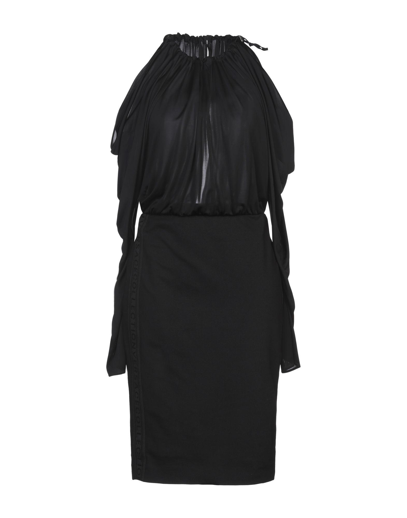 VERSACE COLLECTION Платье до колена