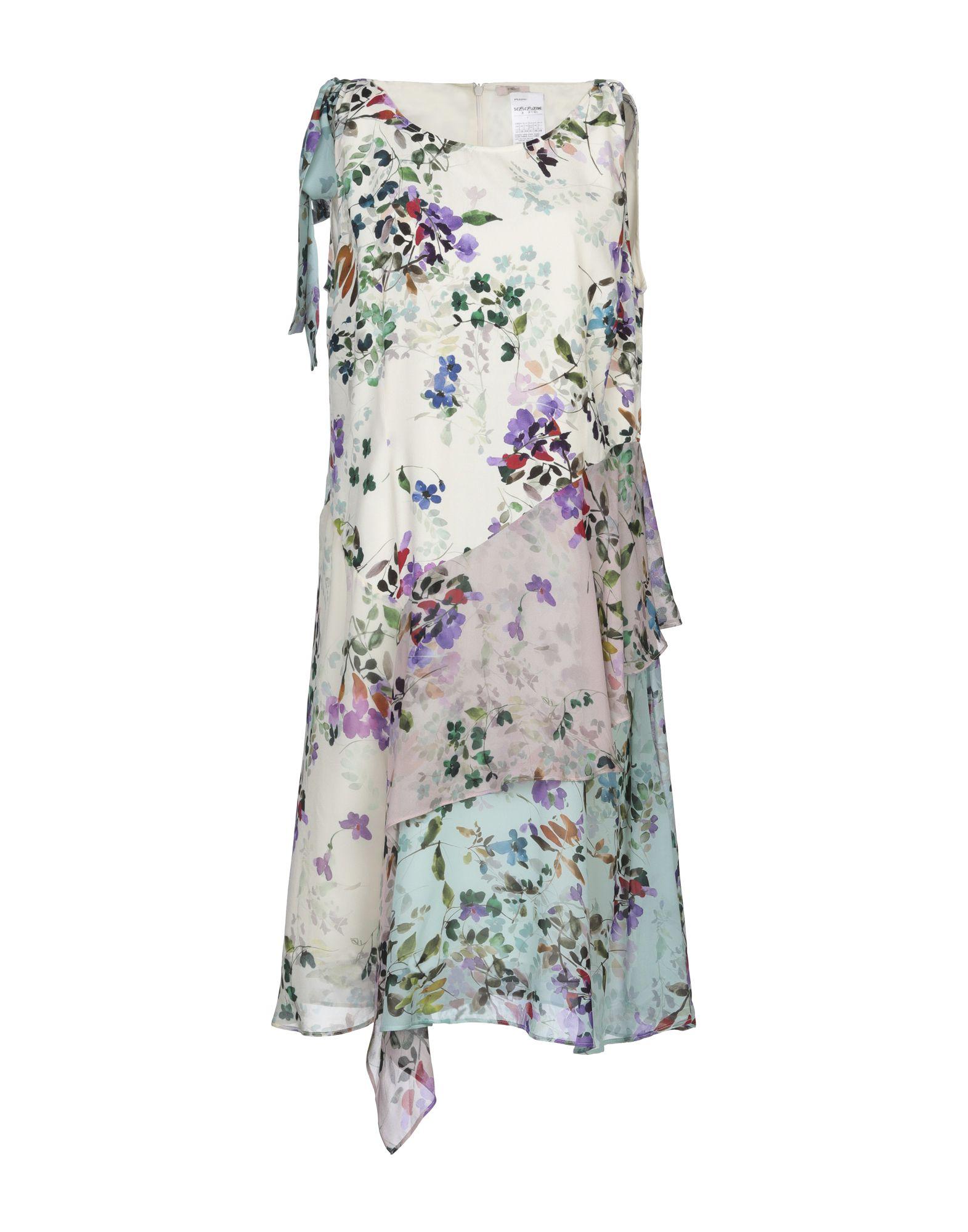 PENNYBLACK Платье до колена платье pennyblack pennyblack pe003ewbxri8