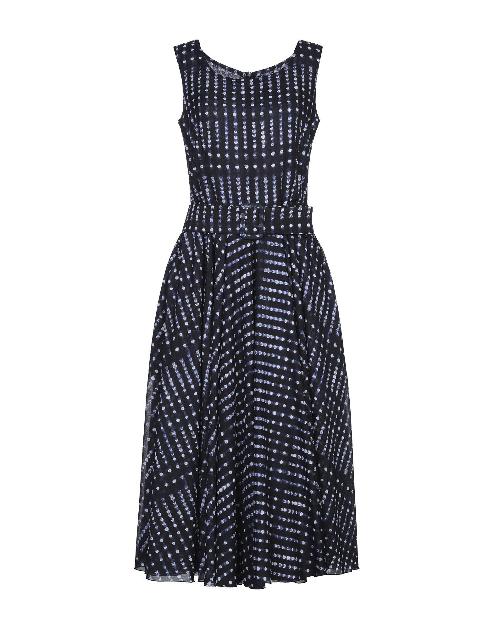 SAMANTHA SUNG Платье длиной 3/4 samantha sung платье до колена
