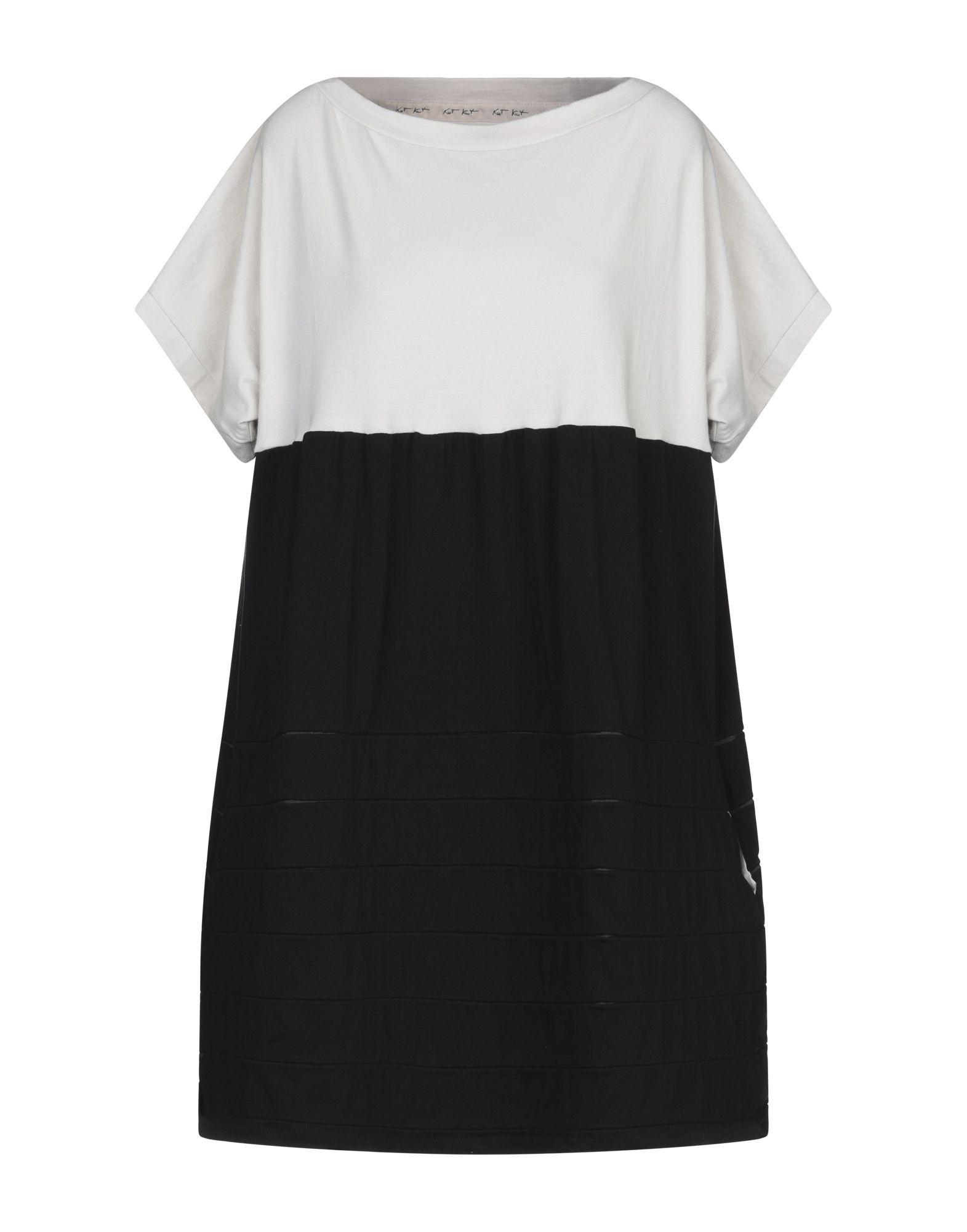 KNIT KNIT Короткое платье knit knit короткое платье