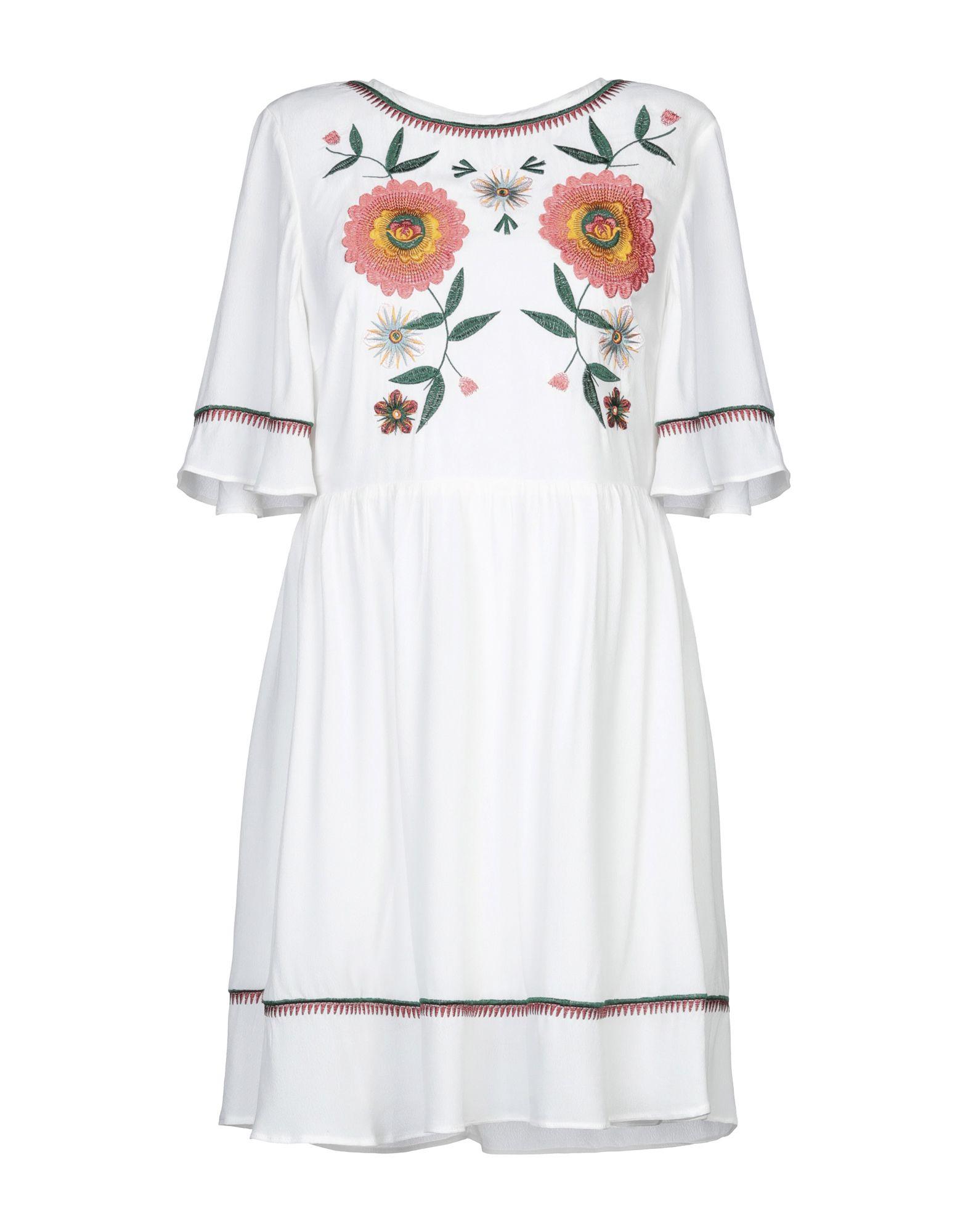 GLAMOROUS Короткое платье платье glamorous glamorous gl008ewhowc8